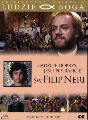 capax-dei-badzcie-dobrzy-jesli-potraficie-sw-filip-neri-ksiazka-film-dvd