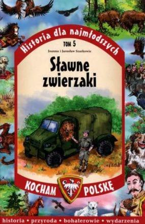 capax-dei-kocham-polske-slawne-zwierzaki-tom-V