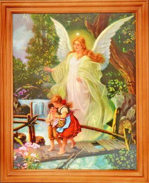 capax-dei-obraz-aniol-stroz-dzieci-na-kladce