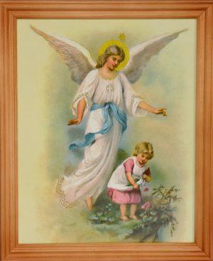 capax-dei-obraz-aniol-stroz-dziewczynka