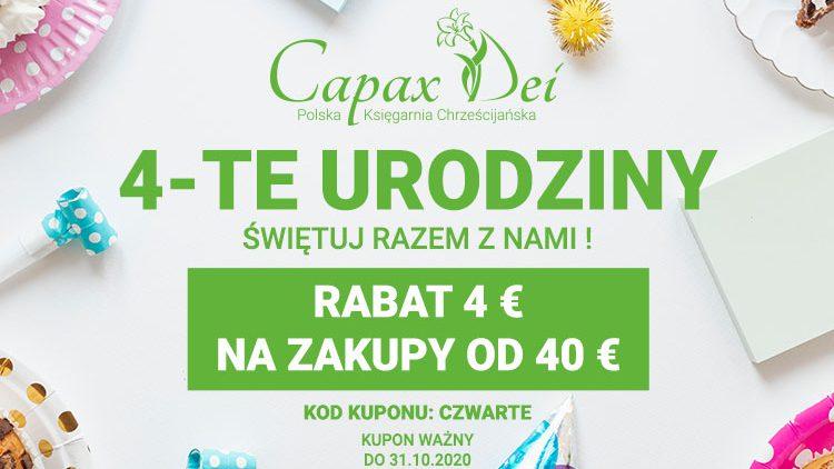 4-te Urodziny Capax Dei
