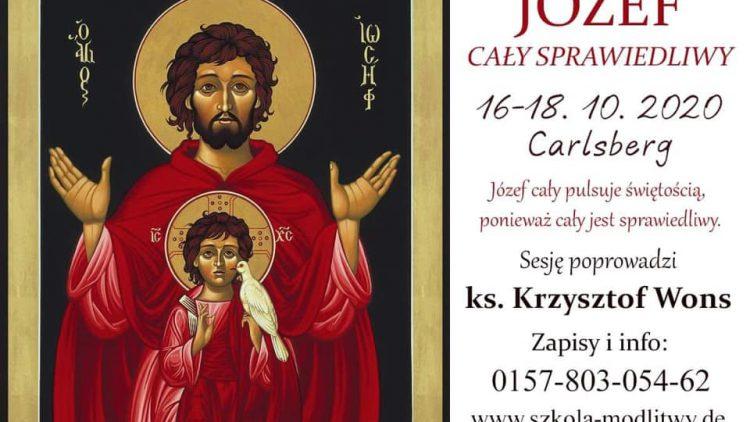 Jozef caly sprawiedliwy Carlsberg 16-18.10.2020