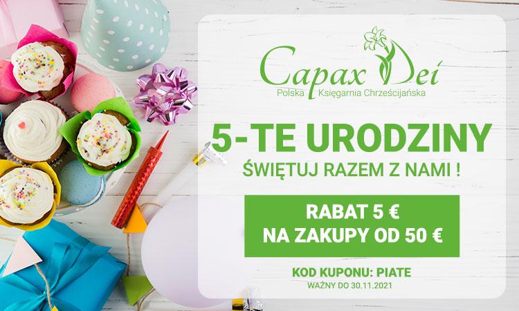 Fünfter Geburtstag von Capax Dei